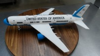 Air Force One Cake